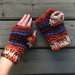 Taiga Fingerless Gloves