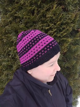 Hearts Aplenty Hat