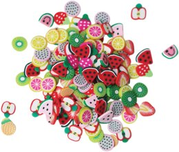 Dress My Crafts Shaker Elements 8gm - Fruit Slices