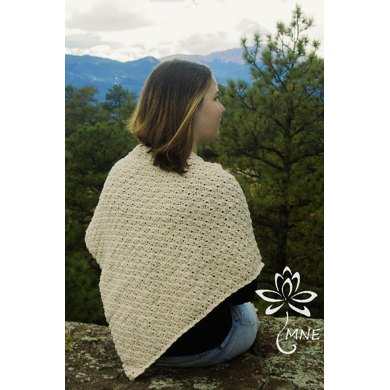 Nothing but Shells Shawl