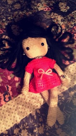 My Crochet Doll Crochet Project By Priya Lovecrochet