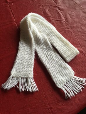 Lafayette Escadrille Aviator Scarf (from Flyboys)