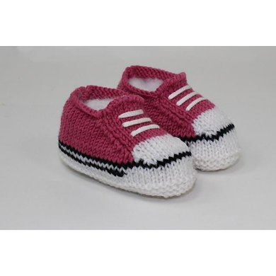 Easy Baby Basketball Booties and Sneakers