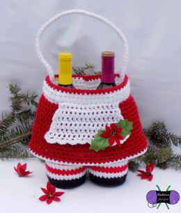 Mrs. Claus Gift Basket