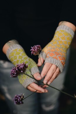 End of Summer Mitts