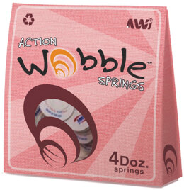 Hampton Art Action Wobble Spring 48/Pkg - 258191