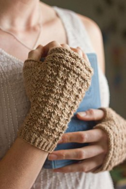 Wintered Wheat Mitts