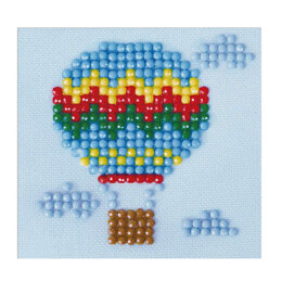 Diamond Dotz Up Up & Away Embroidery Kit