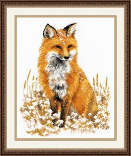 Oven Little Fox Cross Stitch Kit