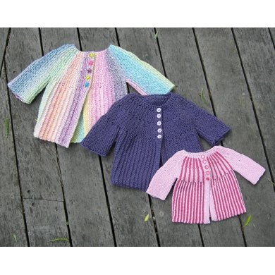 The Long and The Short of It, Baby Sweater