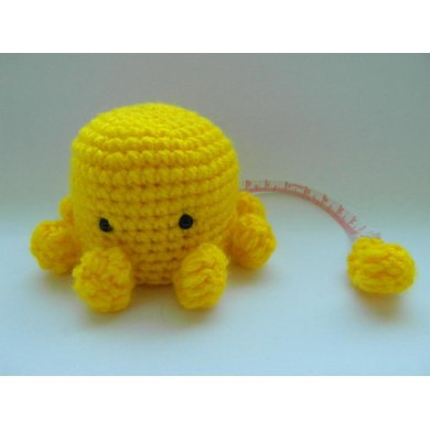 Octopus tape measure cover