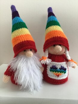 Stay at home gnomes