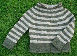 Concentric Circles Pullover