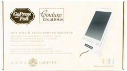 Artdeco Creations Couture Creations/Anna Griffin GoPress & Foil Machine - 413931