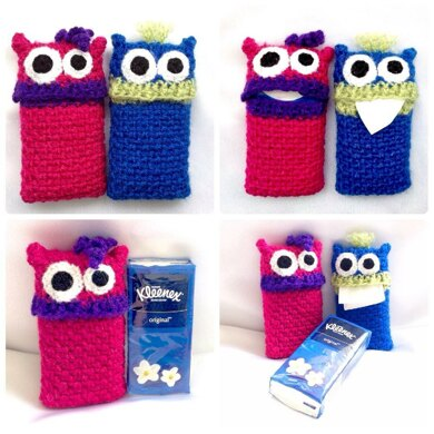 Tissue Monsters - Pocket Tissue Cover