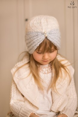 Margot turban hat