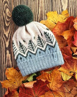 Pine Forest Hat