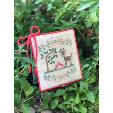 Country Cottage Forest Deer-Welcome To The Forest - CCNWF2 -  Leaflet