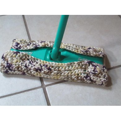 Fold Over Mop Cover